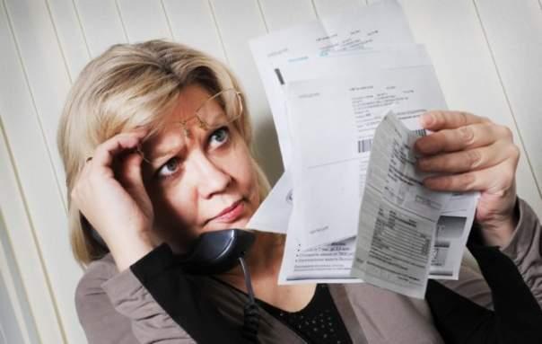 За долги по коммуналке украинцы будут платить пеню