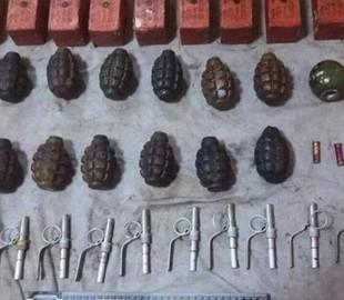 В Запорожье СБУ задержала банду торговцев оружием, которое вывозили из зоны  ООС