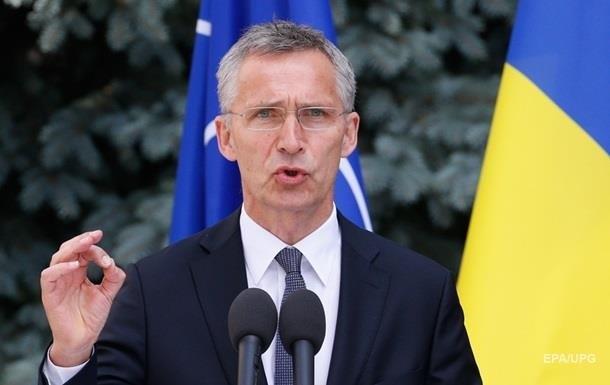 Союзники по НАТО согласились продлить мандат генсекретаря альянса Йенса Столтенберга