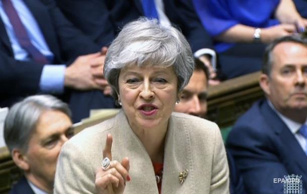 Великобритания должна будет выйти из ЕС 12 апреля