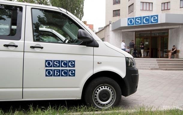 Постоянный совет ОБСЕ продлил мандат Специальной мониторинговой миссии в Украине