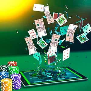 Интернет - казино Вулкан имеет ряд выгод перед физическим казино