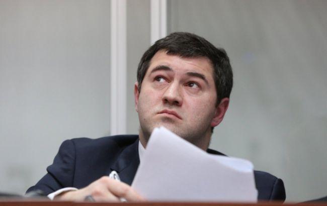 Суд оставил меру пресечения без изменений по делу экс-главы ГФС Насирова