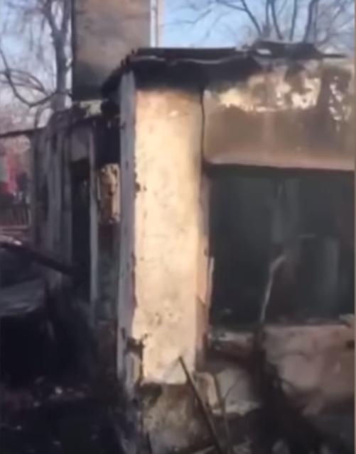 В Кривом Роге страшный пожар унес три жизни