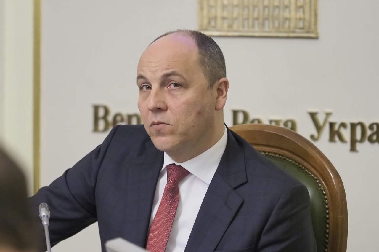 Спикер ВР Андрей Парубий отдыхает на Ближнем Востоке за 70 тыс. грн.