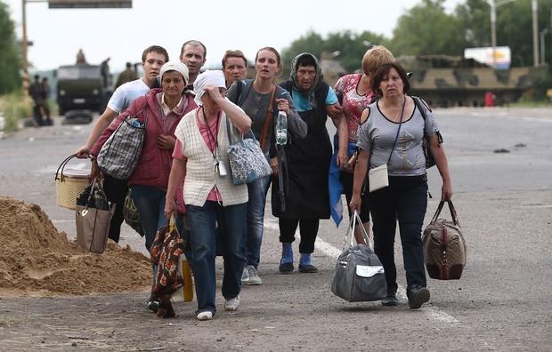 В Украине только 41% переселенцев хватает средств на питание и базовые потребности