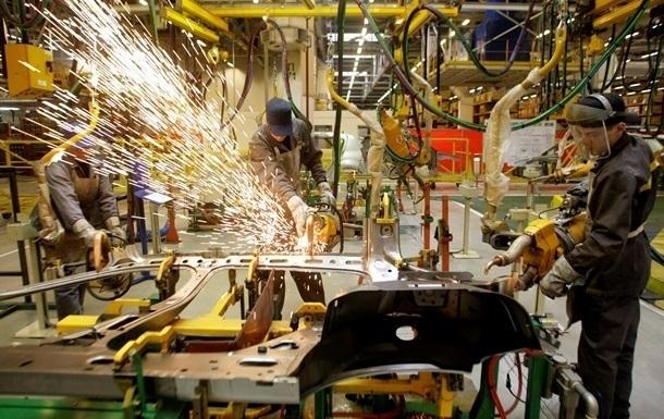 В Украине производство автотранспортных средств сократилось на 30%