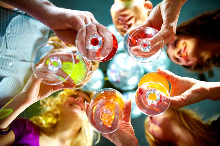 За год алкоголь украинского производства подорожал на 9-13%