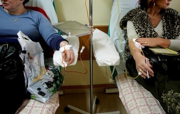 Раком болеет более миллиона украинцев