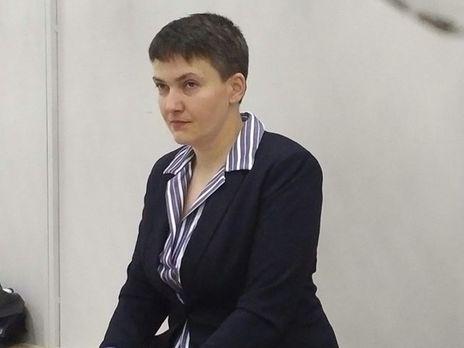 Савченко поражена, что националисты поддержали Петра Порошенко