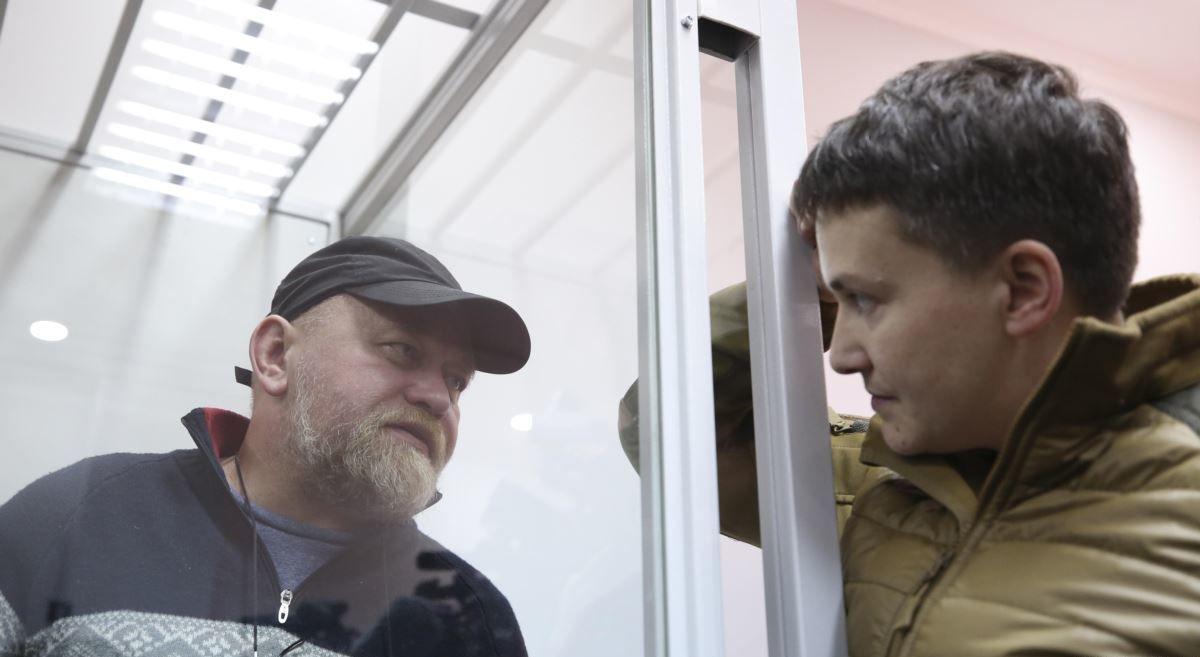 Дело Савченко-Рубана: суд перенесен на понедельник