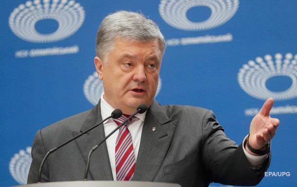 Порошенко намерен в случае победы на выборах ликвидации должности глав ОГА