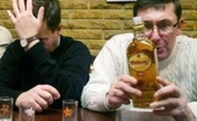Информация о том, что я люблю выпить, появилась из выступлений «95-го квартала» —  Луценко