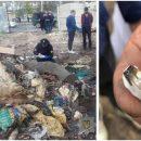 В Одессе на строительной площадке обнаружено обгоревшее тело