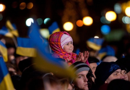 Численность населения Украины за два месяца сократилось на 51,6 тысяч человек