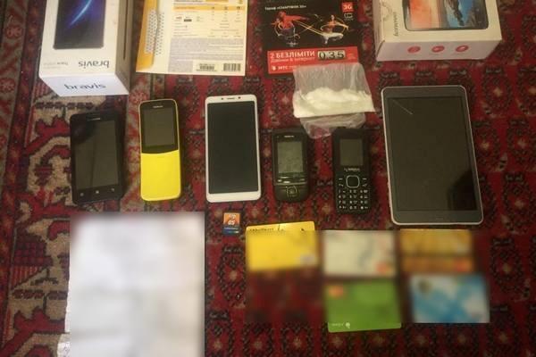 В Харькове шестеро злоумышленников торговали метадоном