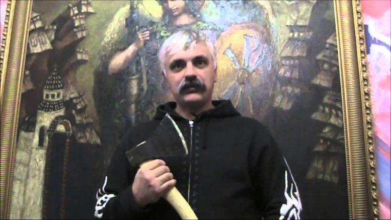 Скандальный лидер партии «Братство» призвал убеждать людей голосовать за Порошенко