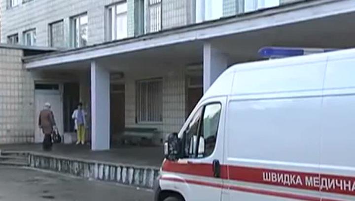 Младенец в Житомире выпал с девятого этажа и выжил