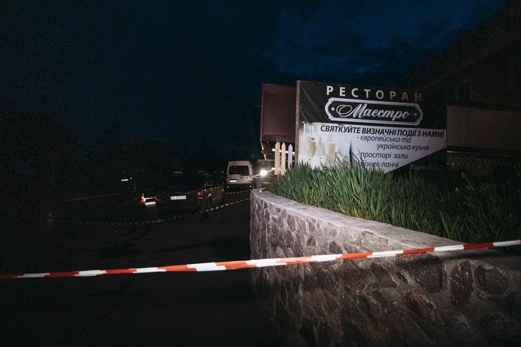 В Киевской области застрелили замначальника полиции