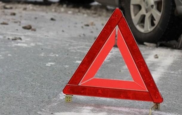 Во Львовской области в ДТП пострадал сотрудник СБУ