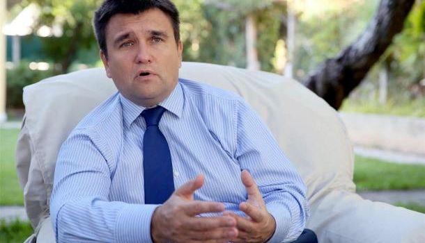Климкин угрожает, что Украина выйдет из Минских соглашений если ЕС отменит санкции против России
