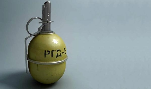 АТОшник под Киевом поругался с женой и подорвал гранату