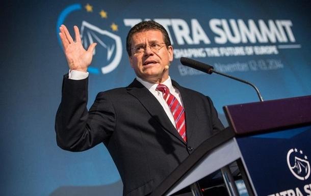 Вице-президент Европейской комиссии будет присутствовать на инаугурации Зеленского