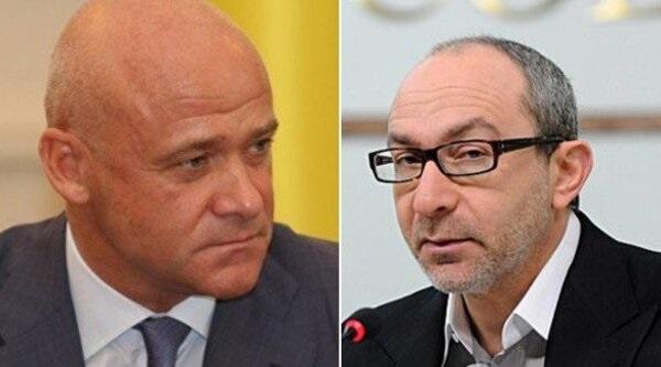 Кернес и Труханов идут на выборы вместе