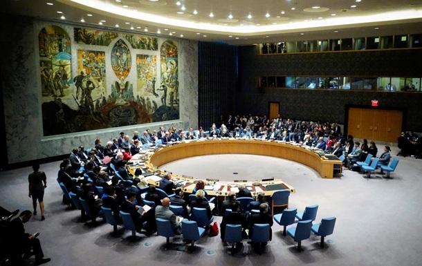 Члены Совета Безопасности ООН отказался обсуждать языковой закон