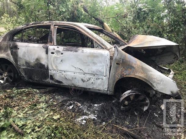 В Днепропетровской области в ДТП погибли два человека, один из них полицейским