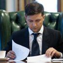 Зеленский уволил пиарщика Порошенко с должности в Нацсовете по вопросам ТВ и радио