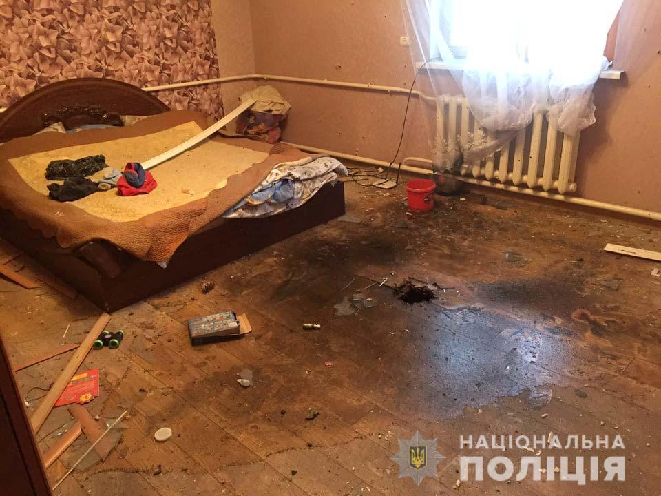 В дом депутата Ровенской области бросили гранату