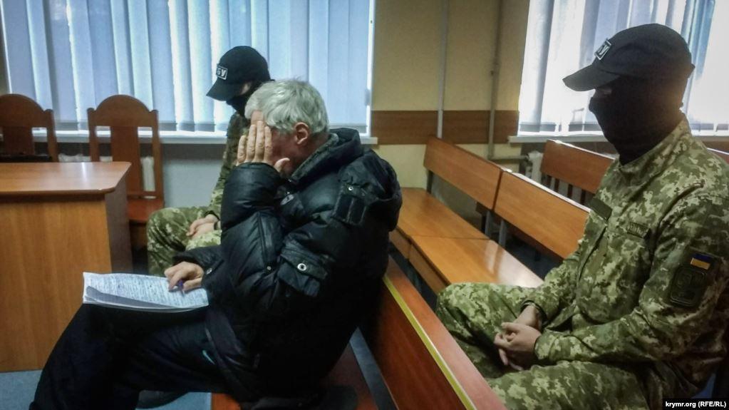 Суд Киева продлил срок содержания под стражей 63-летнему режиссёру, обвинённого в сепаратизме