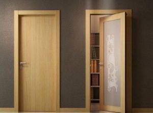 Ламинированные двери: технология производства, особенности ухода