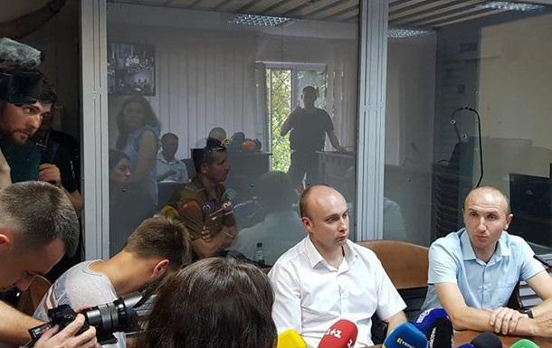 Двух полицейских, подстреливших ребенка в Киевской области, арестовали