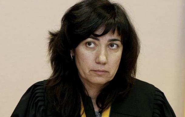 В Высшем совете правосудия отменили решение об увольнении судьи освободившей Саакашвили