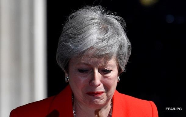 Глава британского правительства объявила о своей отставке