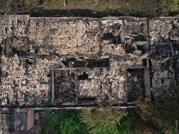 Пожар в одесской психиатрической больнице: опубликован список погибших