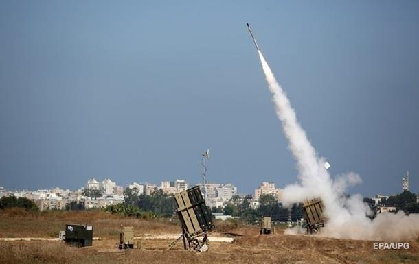 Израильские ВВС атаковали подземную базу ХАМАС
