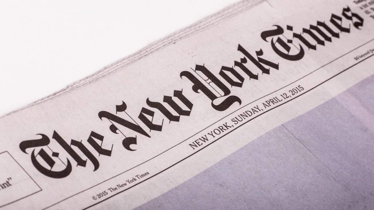 Конфликт Трампа и The New York Times вокруг публикации о кибератаках Вашингтона против Москвы