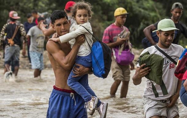 Число беженцев в мире увеличилось в 2018 году на 2,3 млн и превысило 70 млн человек