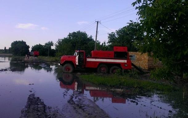 В Херсонской и Львовской областях остаются подтопленными 50 домохозяйств