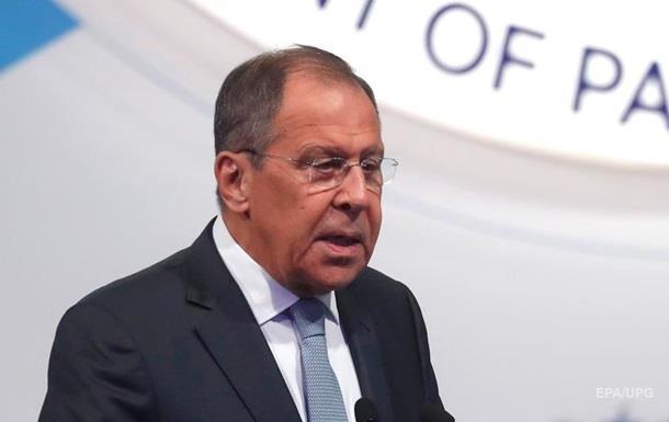 Зеленский получил ответ от Лаврова по поводу предложения о переговорах в Минске в новом формате