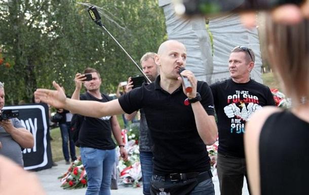 В Польше на марше националистов звучали антиукраинские лозунги