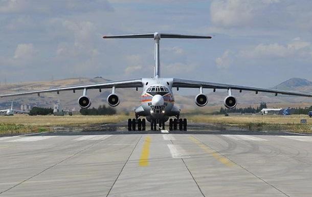 Пятый самолет с элементами С-400 прибыл в Турцию