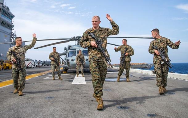 США готовит международную операцию Страж на Ближнем Востоке