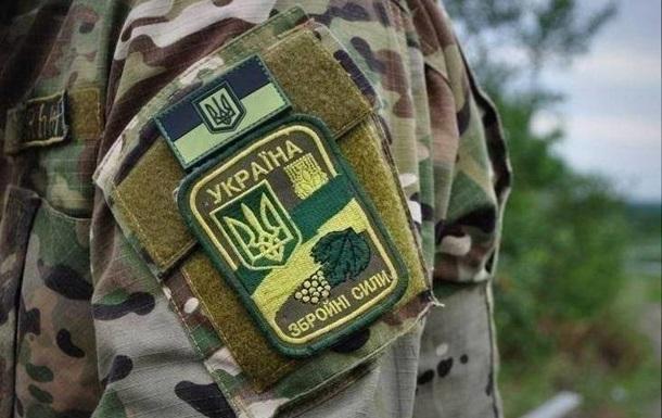 В Харьковской области солдат