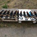 В Херсонской области военный из автомата выстрелил в сослуживца