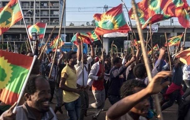 Беспорядки в Эфиопии из-за вопроса о референдуме: погибло 25 человек