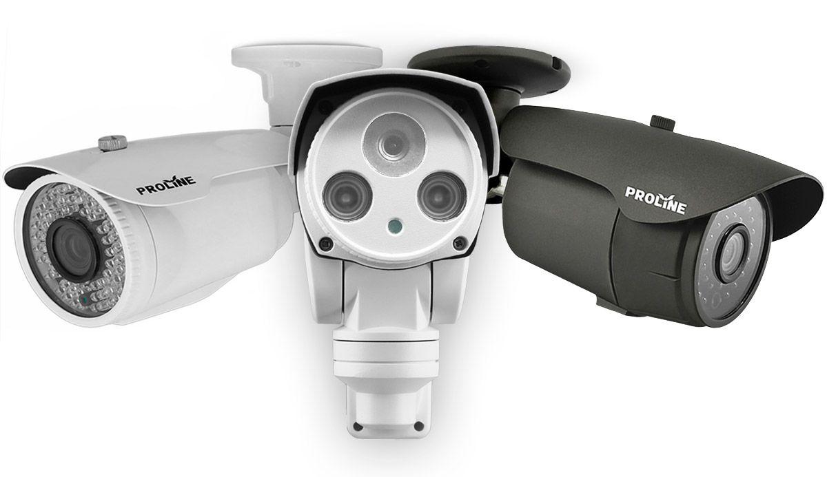 Камера видеонаблюдения для безопасности